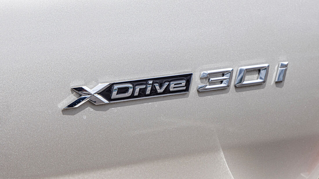 BMW X3 xDrive 30d, Exterieur