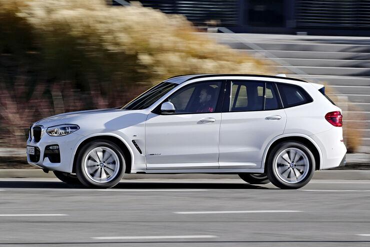 BMW X3 30e xDrive (2019): SUV kommt als Plug-in-Hybrid ...