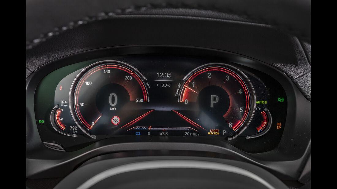 BMW X3 xDrive 30d, Interieur