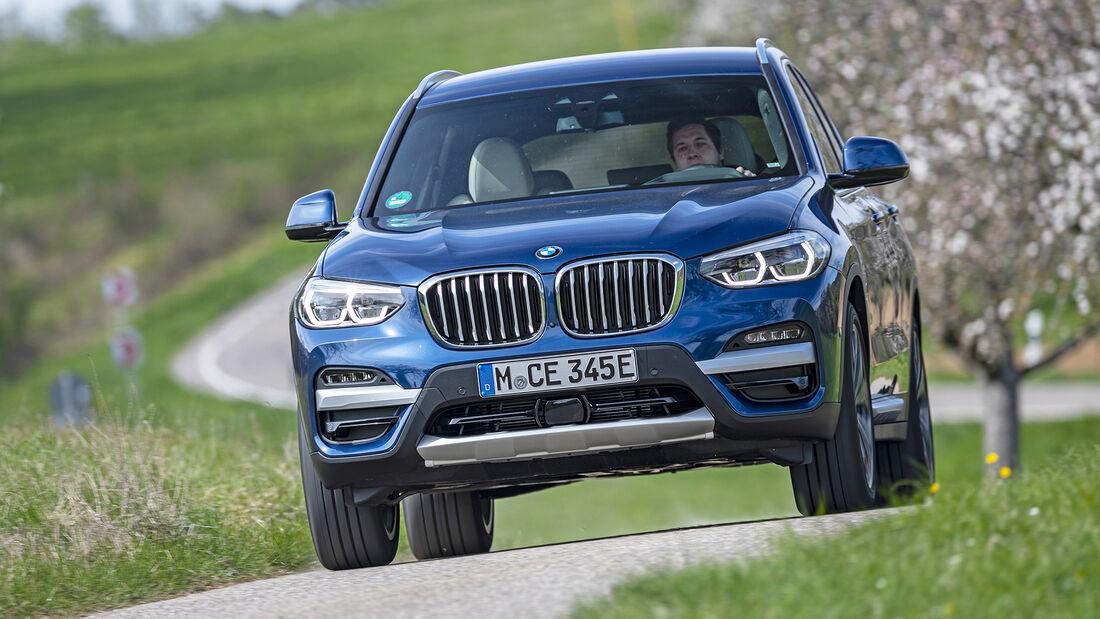 BMW X3 xDrive 30e, Exterieur