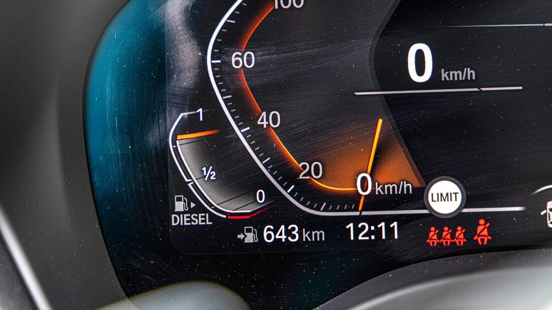 BMW X3 xDrive 30i, Interieur