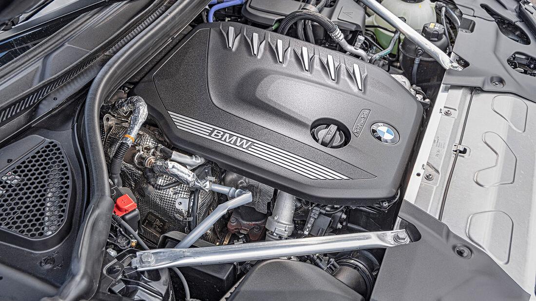 BMW X3 xDrive 30i, Motor