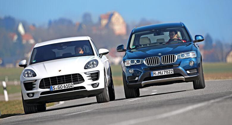 Bmw X3 F25 Tests Auto Motor Und Sport