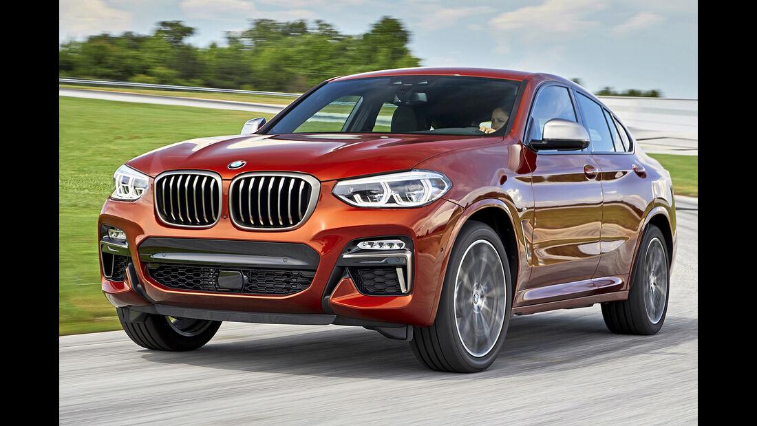 BMW X4, Best Cars 2020, Kategorie K Große SUV/Geländewagen