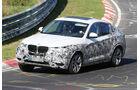 BMW X4 Coupé Erlkönig