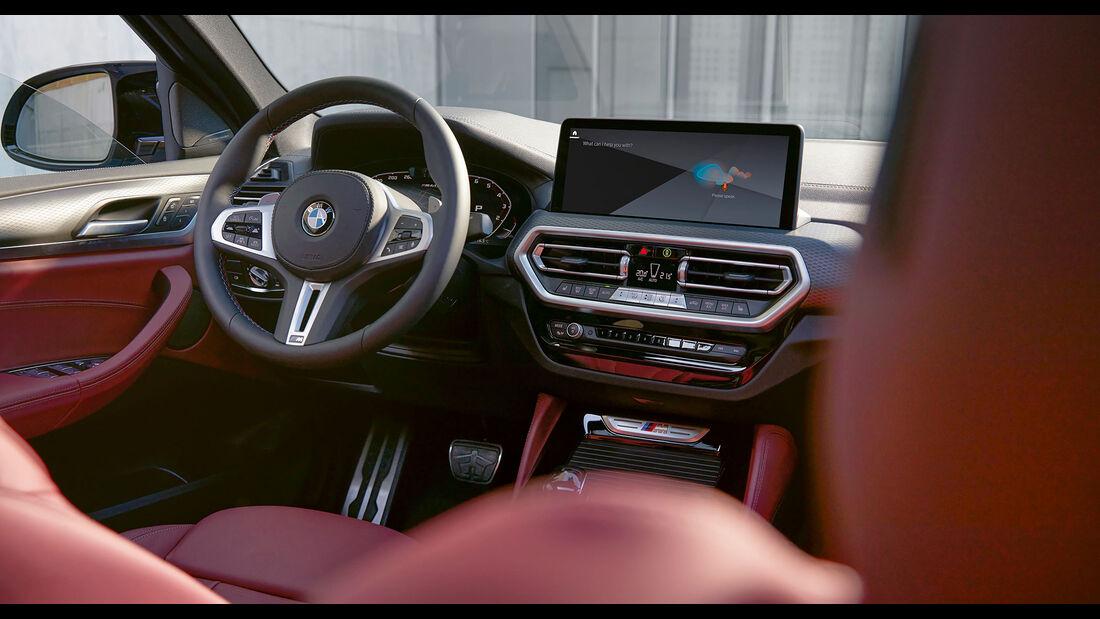 BMW X4 G02 Facelift (2022)