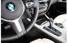 BMW X4 M40i, Schaltung