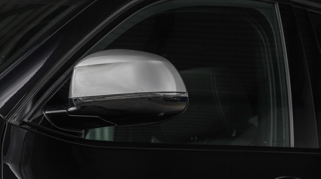 BMW X4 von Dähler Tuning