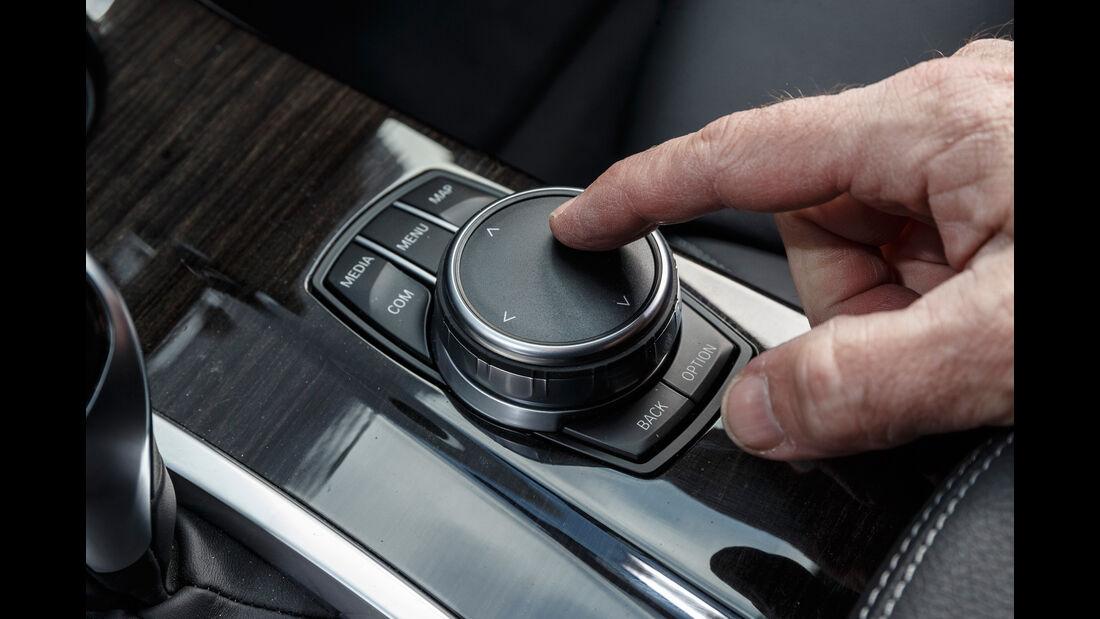 BMW X4 xDrive 28i, Bedienelement