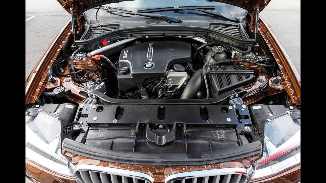 BMW X4 xDrive 28i, Motor