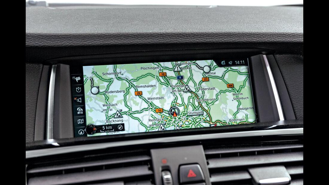 BMW X4 xDrive 28i, Navi