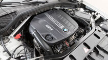 BMW X4 xDrive 35d, Motor