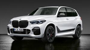 BMW X5 2018 M Performance Parts