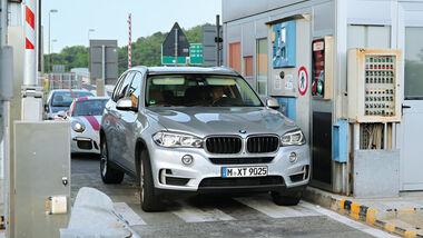 BMW X5 25d xDrive, Aostatal