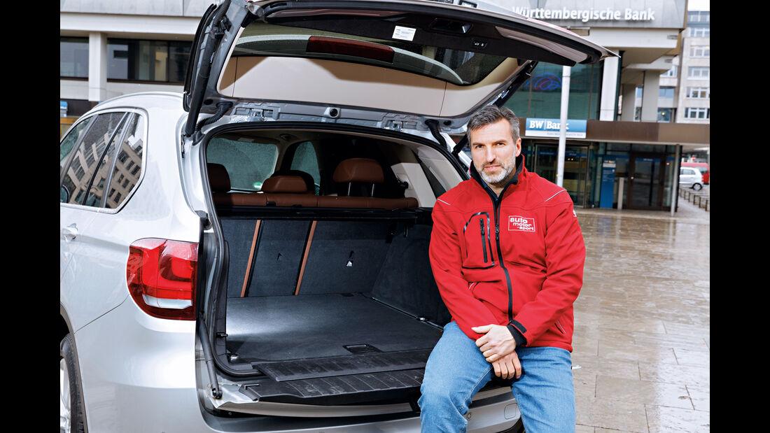 BMW X5 25d xDrive, Peter Wolkenstein
