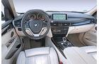 BMW X5 30d, Cockpit