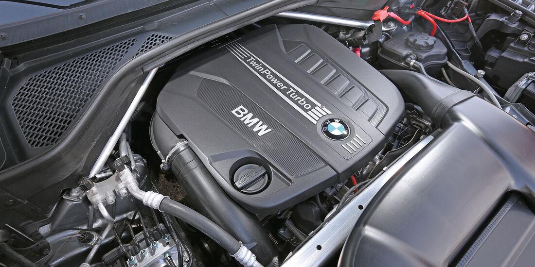 BMW X5 30d, Motor
