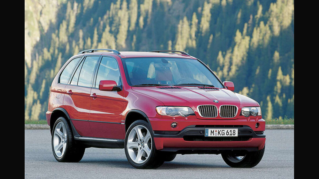 BMW-X5 4.6is