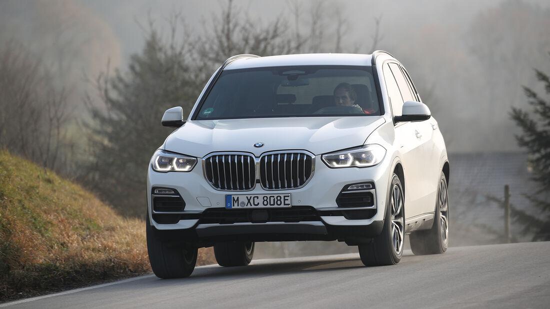 BMW X5 45e, Exterieur