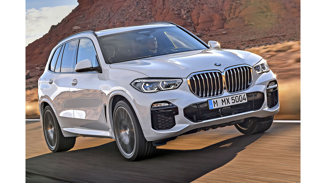BMW X5, Best Cars 2020, Kategorie K Große SUV/Geländewagen