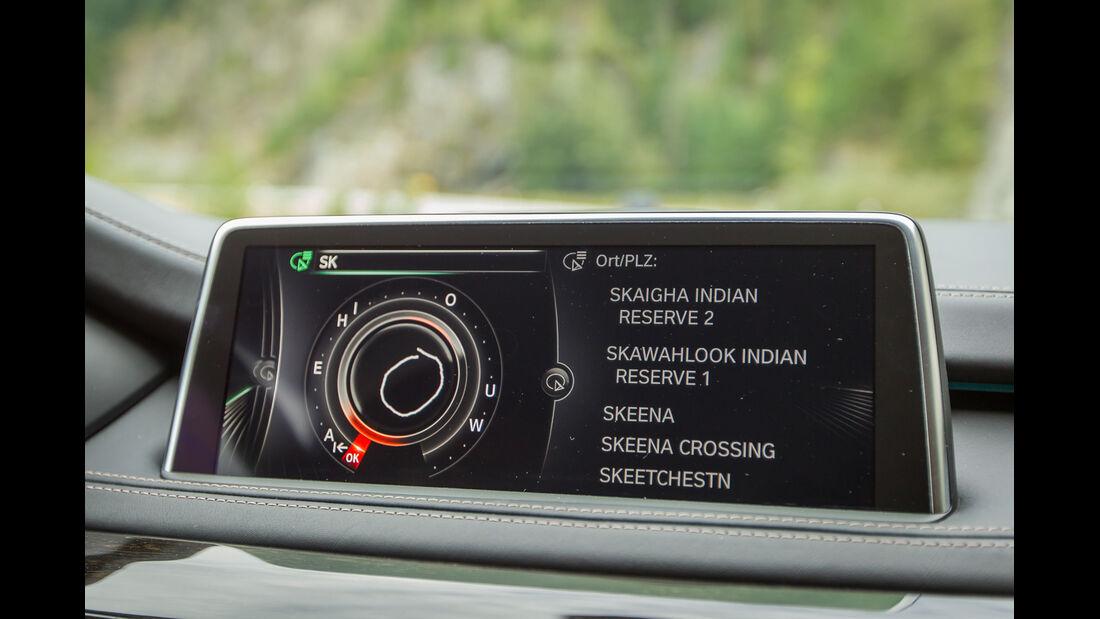 BMW X5, Bordcomputer