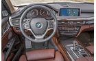 BMW X5, Cockpit