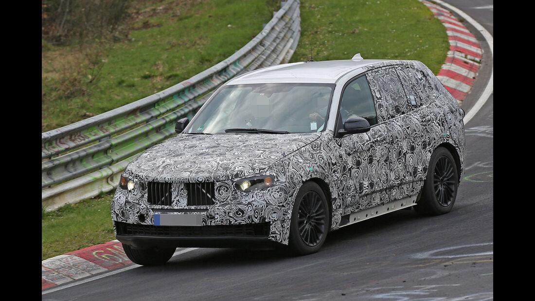 BMW X5 Erlkönig