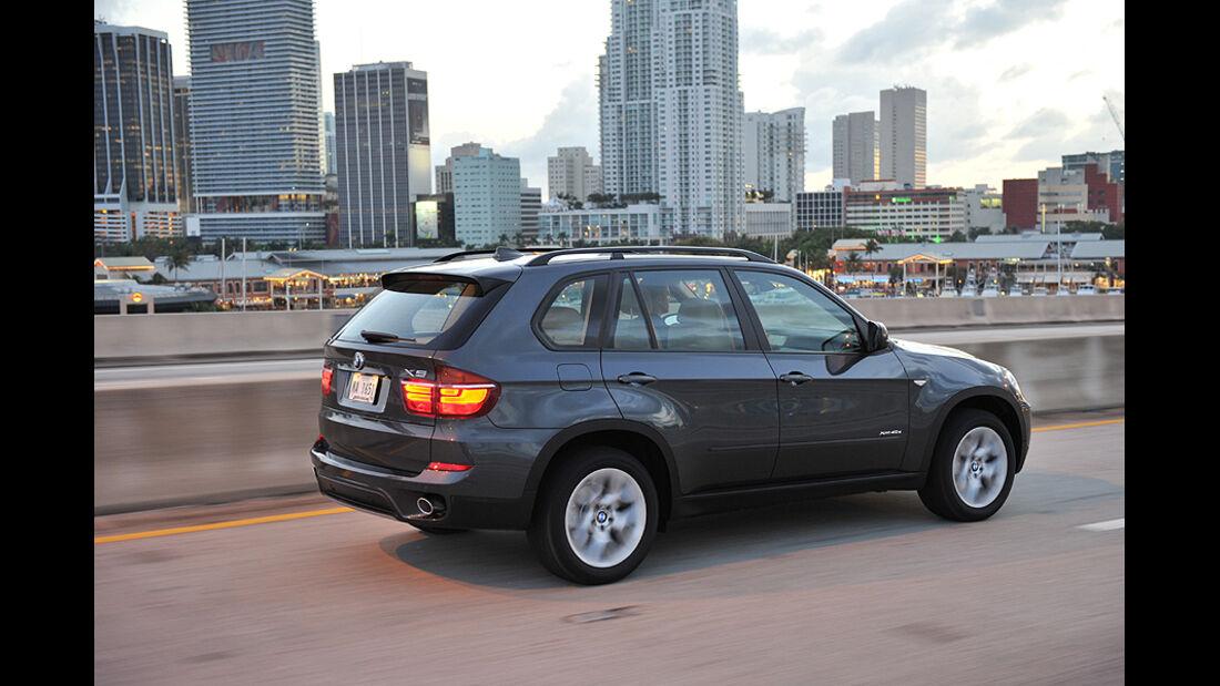 BMW X5 Facelift