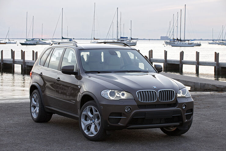 BMW X5 Facelift 2010