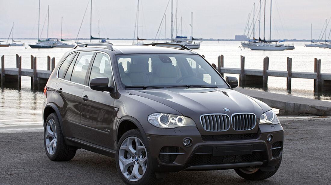 BMW X5 Facelift 2010