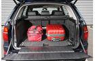 BMW X5, Kofferraum