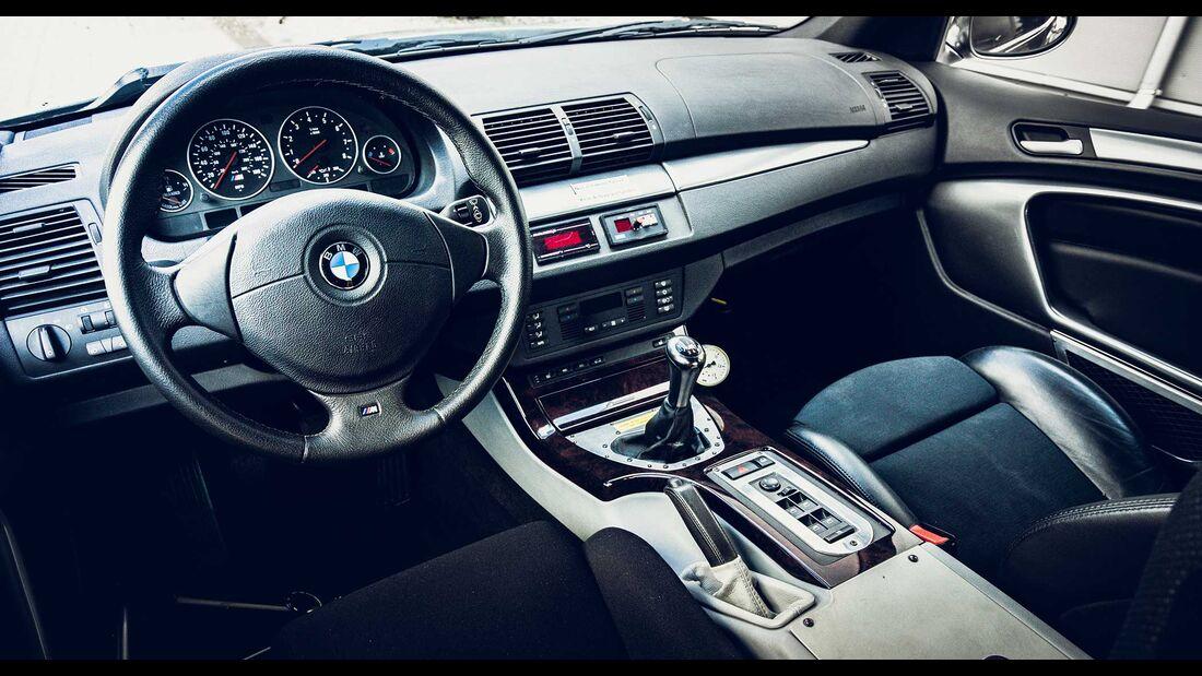 BMW X5 Le Mans V12 Experimantal Car (2000)