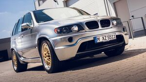 BMW X5 Le Mans V12 Experimantal Car (2000)