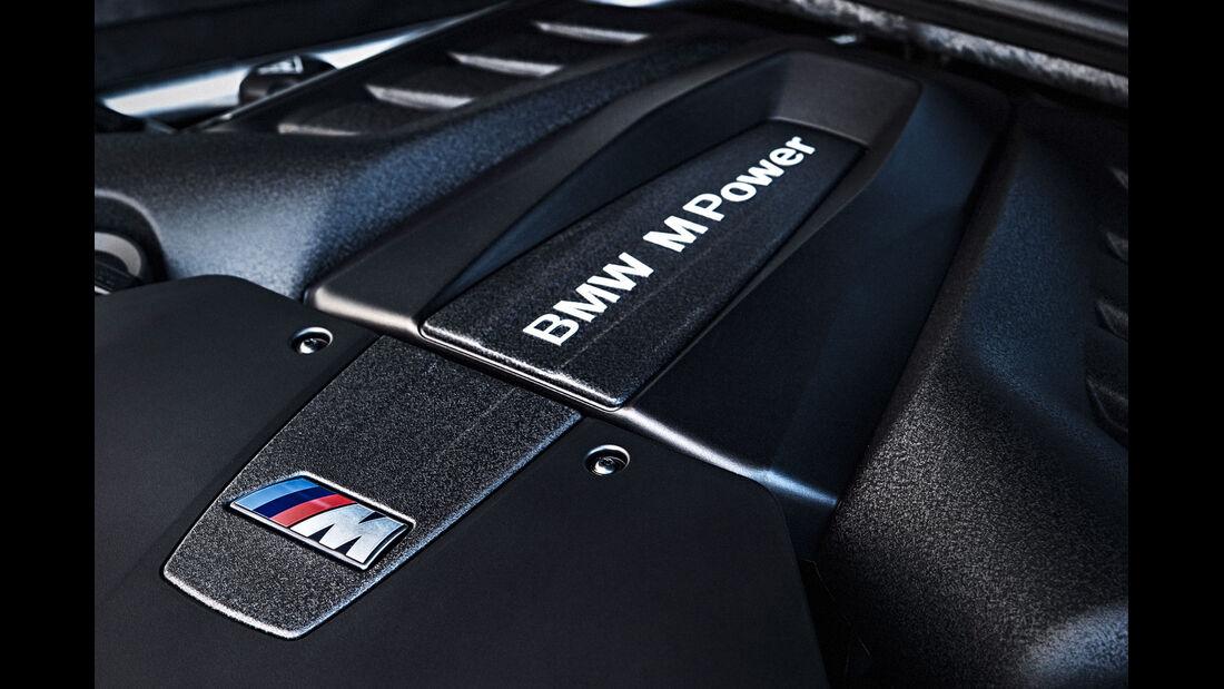 BMW X5 M - BMW X6 M - SUV - Vorstellung - Biturbo-V8 - M GmbH - 10/2014
