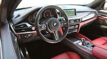 BMW X5 M, Cockpit