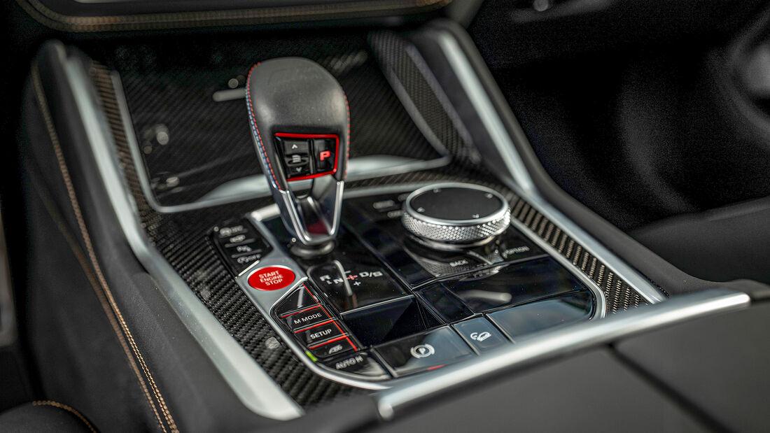 BMW X5 M Competition, Interieur