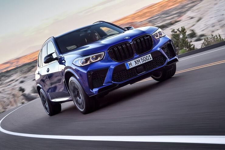 Neuer Bmw X5 M 2018 Infos Technik Preis Marktstart