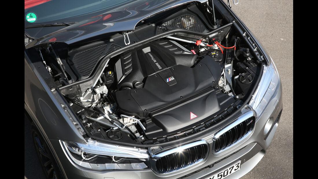 BMW X5 M, Motor
