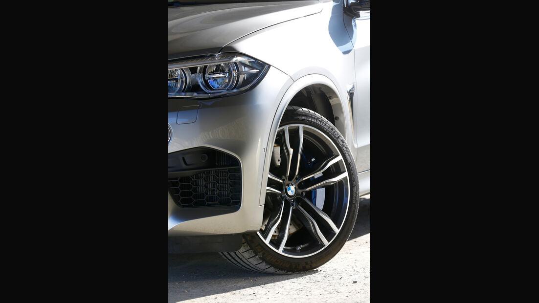 BMW X5 M, Rad, Felge