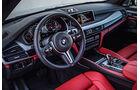 BMW X5 M - SUV - Innenraum - Vorstellung - M GmbH - 10/2014