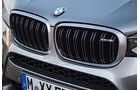 BMW X5 M - SUV - Kühlergrill - Vorstellung - M GmbH - 10/2014