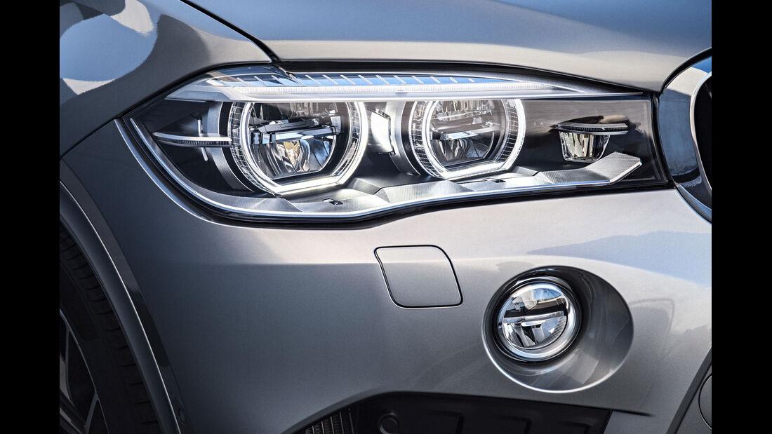 BMW X5 M - SUV - Leuchten - Vorstellung - M GmbH - 10/2014