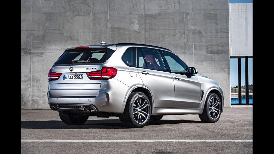 BMW X5 M - SUV - Vorstellung - M GmbH - 10/2014
