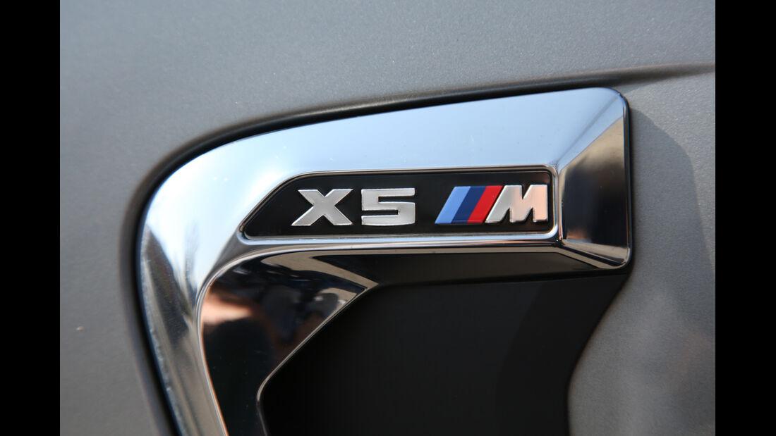 BMW X5 M, Typenbezeichnung
