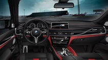 BMW X5 M und BMW X6 M Edition Black Fire