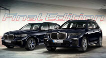 BMW X5 M50d BMW X7 M50d Final Edition Rumänien