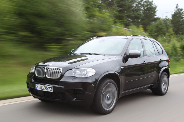 bmw x5 m50d im test auto motor und sport. Black Bedroom Furniture Sets. Home Design Ideas