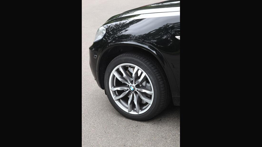 BMW X5 M50d, Rad, Felge
