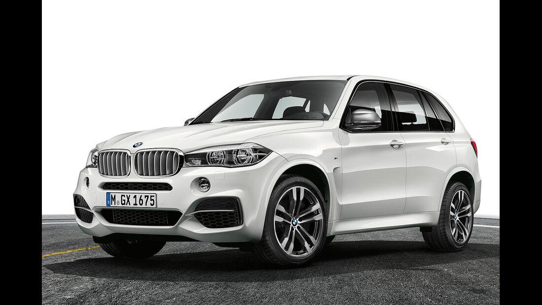 BMW X5 M50d Sperrfrist 22.8.2013