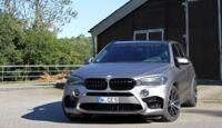 BMW X5 MH X5 700 by Manhart Performance